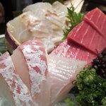 魚山亭 - 鯛