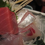 魚山亭 - 縞鯵