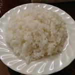 洋食屋 キッチン ふくま - コンビプレート(ライス大盛)