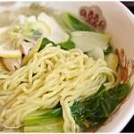 GOBAN - いかにもな中華麺。