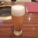 牛兵衛 草庵  - グラス生ビール