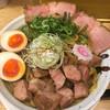 らーめん香澄 - 料理写真:特製カレーまぜそば(´∀`)L
