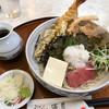 満月 - 料理写真:おたのしみ蕎麦\1350
