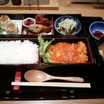 神楽坂 料理 やま本 - 中華御膳(´▽`)ノ