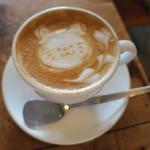 コトカフェ - カフェラテ1