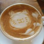 コトカフェ - カフェラテ2