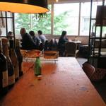 コトカフェ - 落ち着いた空気感