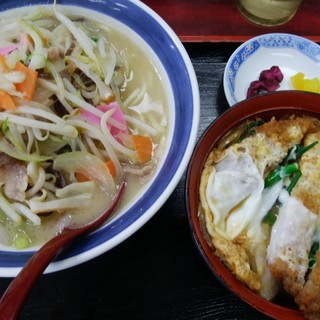 伊万里ちゃんぽん - 料理写真:
