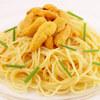 ミア・アンジェラ - 料理写真:北海道産塩水ウニの冷製スパゲティ