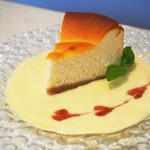 BLUEBlue - 幸せのきいろのチーズケーキ