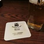niyu-to-kiyo-biyaho-ru - 復活オープン記念コースター