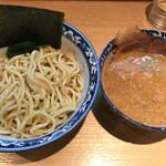 ラーメン雷鳥 - 4号つけ麺780円