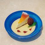 BLUEBlue - チーズケーキ