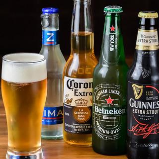 『今日は何飲む?』種類豊富なお酒でホロ酔い気分♪