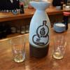 魚三酒場 - ドリンク写真:大徳利(5合)