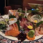 68604187 - 鮮魚のお造り