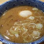 68604989 - 濃厚味玉つけ麺(つけ汁)