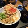 ウエスト うどん屋 - 料理写真:ナカジーそば(580円+税)