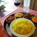 ミラーン - 昼下がりの南インドカレー