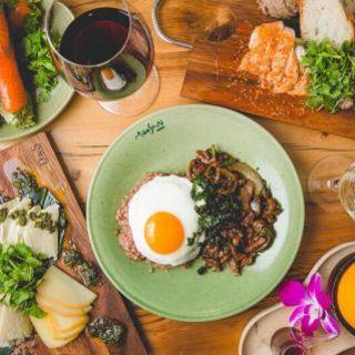 食べやすく、親しみやすいお料理の数々