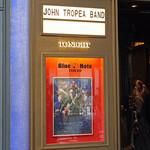 """ブルーノート東京 - """"John Tropea Band"""" のポスター"""