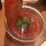 MARUTA - トマトのお浸し
