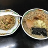 福や - 料理写真:ラーメン、半チャーハンセット 800円