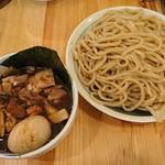 蓮 - つけ麺 らーめん 蓮 特製つけ麺 並盛