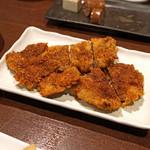 肉山 - 牛カツ