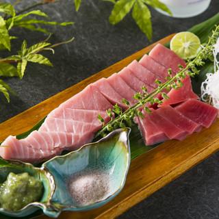 五反田でマグロ料理といえば「たくみ」