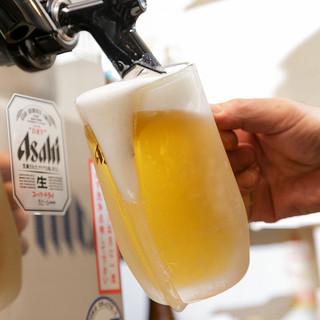 □■□キンキンに冷えたビール□■□