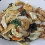 普天河 - 又中華丼