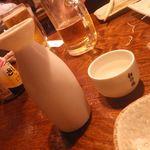 居酒屋三つ葉 - 日本酒