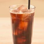 エーエムティー カフェ - アイスコーヒー