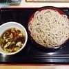 四谷 政吉 - 料理写真:鴨ブツつけそば(570円)