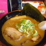 波飛沫 - 料理写真:醤油750円。ロド入れてみたw