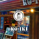 和食バル KO-IKI 神田店