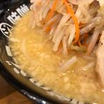 濃厚味噌ラーメンジム 味噌のジョー - 濃厚スープ