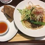 春水堂 - 麻辣豆乳涼麺 Aセット