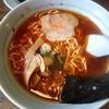 万龍 - 料理写真:辛口ラーメン600円
