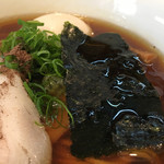 Japanese Soba Noodles 蔦 - 江戸前東京湾の香り豊かな高級海苔