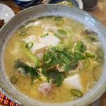 リゾム - 料理写真:沖縄味噌汁