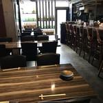 心・旬・魚 Aburi Dining 仔za音 - テーブル20席(補助席4席)カウンター8席