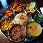 テイスト オブ インディア フュウ - 料理写真: