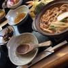 川市 - 料理写真:味噌煮込みうどんランチ