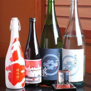 新潟の酒造から仕入れる地酒がおすすめ