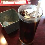 ジンギスカン霧島 - アイスコーヒー