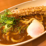 無添 くら寿司 - 料理写真:シャリカレーうどん!