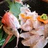 食堂 松月 - 料理写真:ノドグロ と 黒ムツ の刺身定食 1,600円。