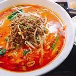 中国料理 高記 - 坦々刀削麺大人気